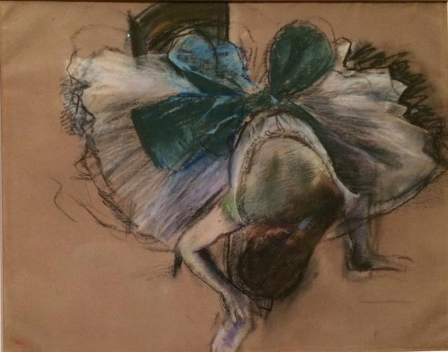 Degas pastel 1