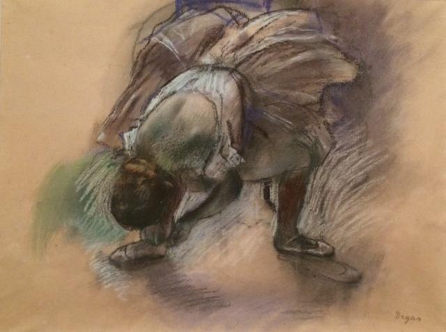 Degas pastel 2